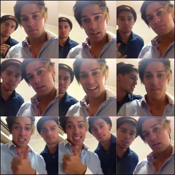 Pearce Twins ◡̈