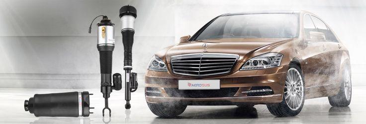 Systèmes de suspension pneumatique pour votre vehicule | Aerosus – rosmade