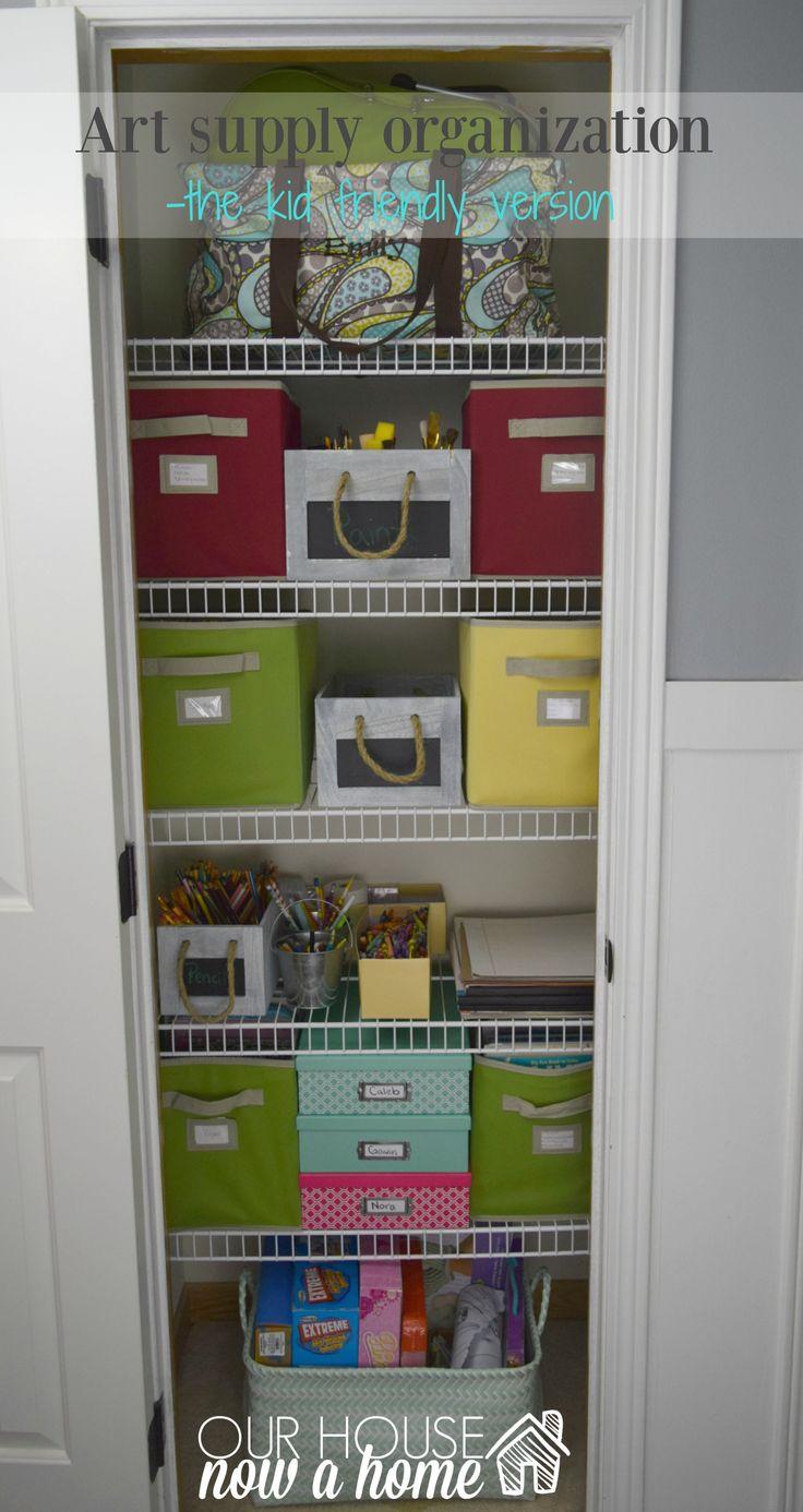 B9891c1e1a934f126b293d21d11dafff Art Supply Organizing Crafts
