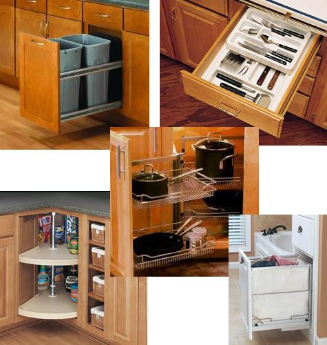 Organization For Kitchen Cabinets: 17 Best Ideas About Cabinet Organizers On Pinterest