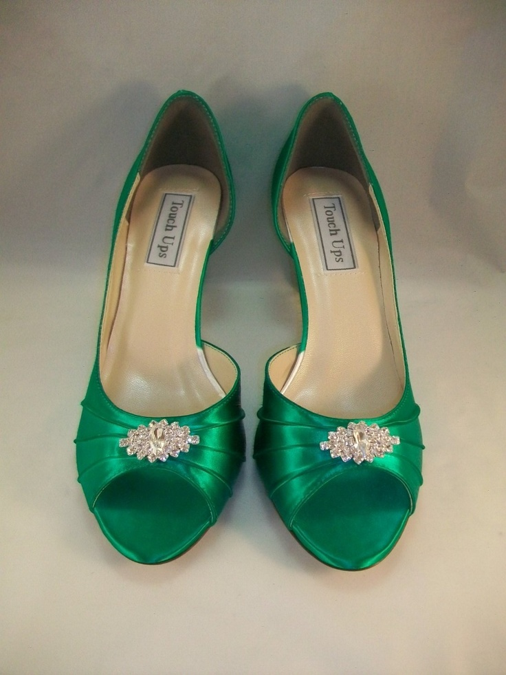 Wedding Shoes Emerald Green 28 best Emerald