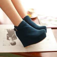 Resultado de imagen para zapatos de tacon de moda 2015 para adolescentes
