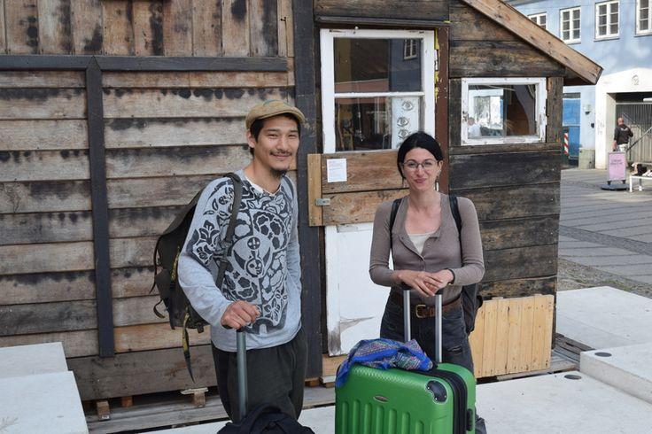 Yukihiro Taguchi og Chiara Ciccarello  køs 23 maj-19 juni