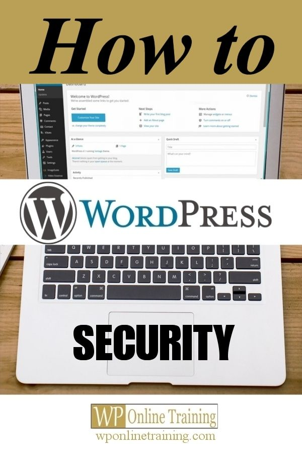 Online course that helps you to learn how to secure