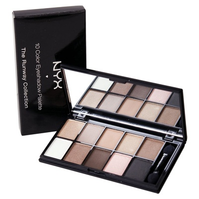 nyx- i get so much use out of this palette.