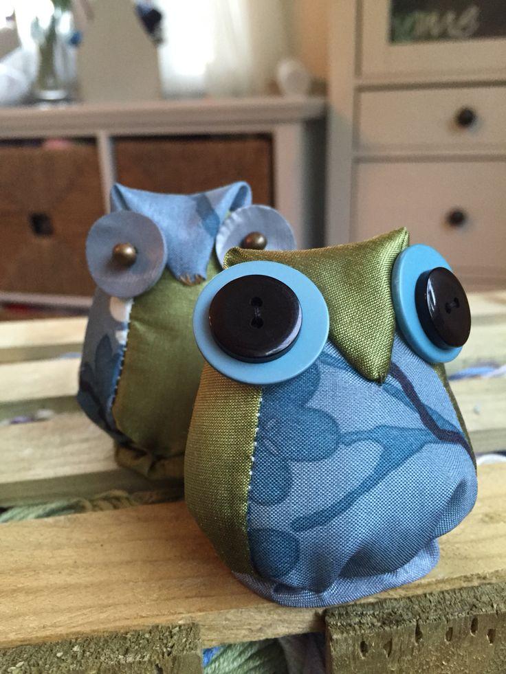 Owls ugler diy