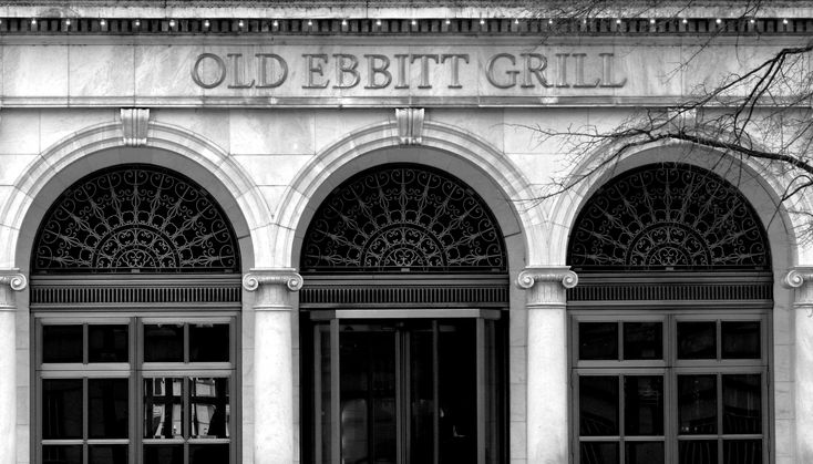 Old Ebbitt Grill, a DC institution.: Dc Restaurant, Favorite Places, Favorite Restaurant, Ebbitt Grilled, Ebbit Grilled, Dc Institut, Washington Dc, Finals Moving, Current Town