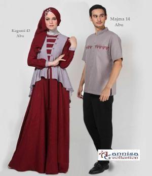 Baju COUPLE Ethica KAGUMI 43 ABU & MAJMA 14 ABU