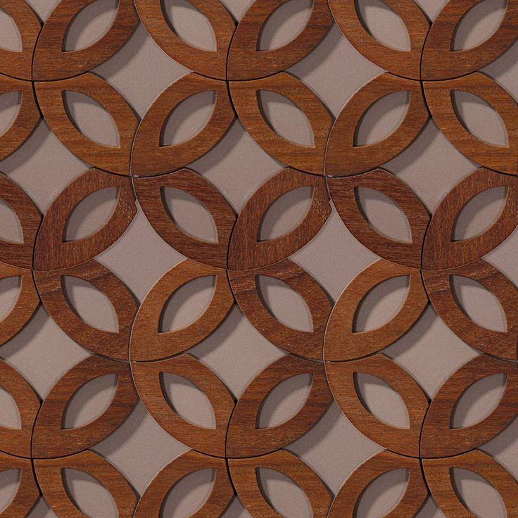 Revestimento Pétlas Porcelanato Natural 3mm e Madeira Natural