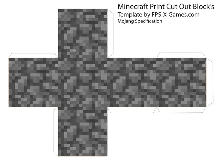 17 best images about minecraft party on pinterest party for Minecraft cut out templates