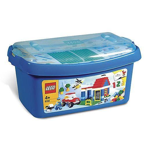 LEGO Ultimate Building Set - 405 Pieces [6166]