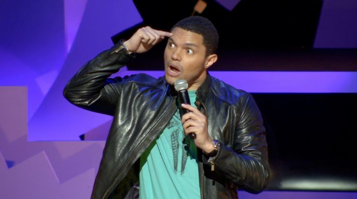 Trevor Noah: It's My Culture - Service with a Smile (+playlist)