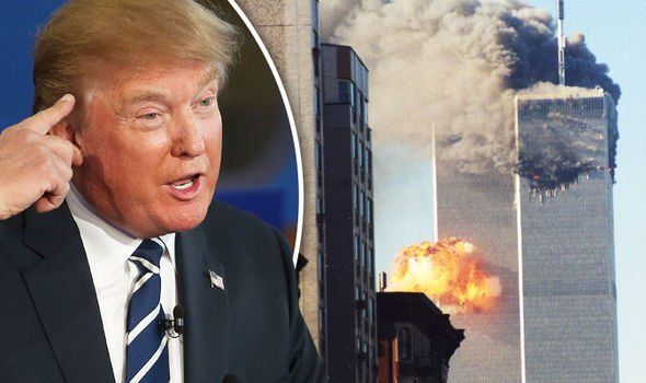 While laying into the then President Bill Clinton, Trump's book The America We Deserve, referenced fears of an atrocity on the Twin Towers and named Osama