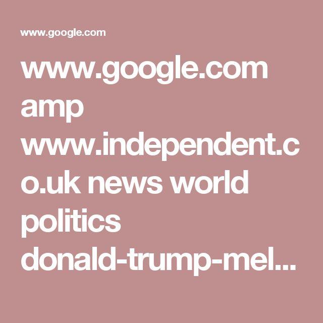 www.google.com amp www.independent.co.uk news world politics donald-trump-melania-trump-ivanka-trump-latest-saudi-arabia-speech-a7747716.html%3Famp Melania and Ivanka Trump did not wear headscarves during Donald Trump's key Saudi Arabia speech