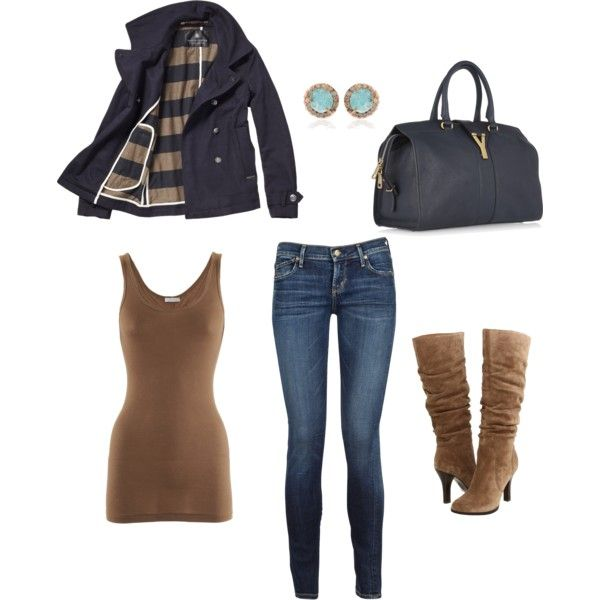 """""""Fall/Winter"""" by tania-malone24 on Polyvore: Colors, Clothing Shoes Jewelry, Cute Outfits, Camels, Shops Outfits, Navy Outfits, Boots, Earrings, Pretty Outfits"""