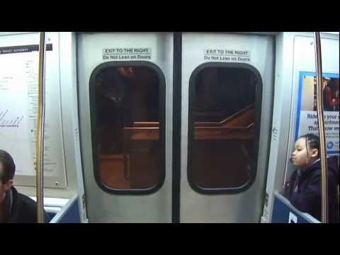 ▶ Riding MARTA Northbound in Atlanta, GA from Airport to Five Points w/ mfwhite1998 - YouTube
