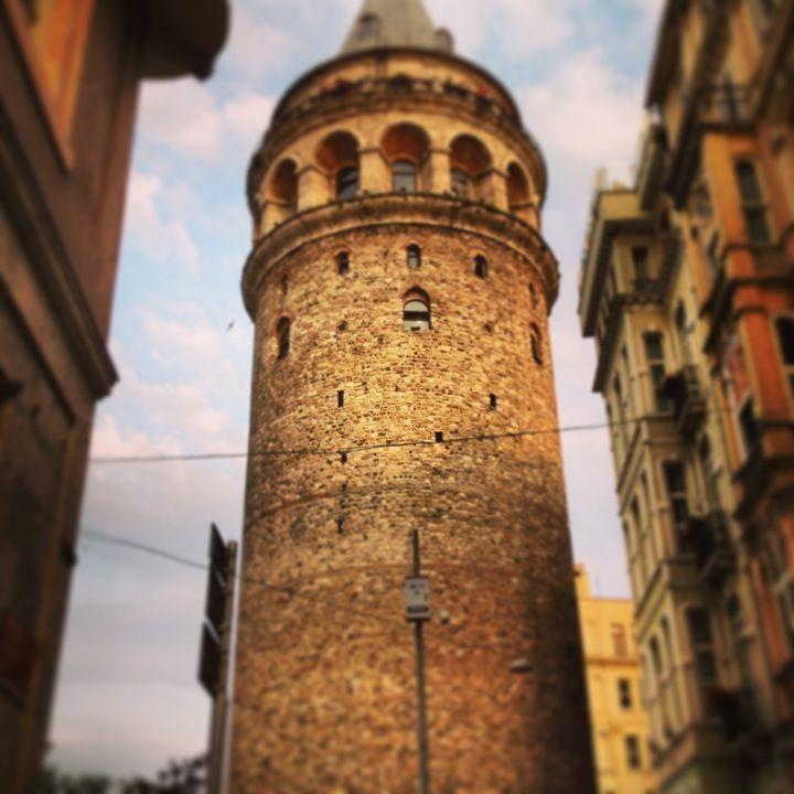 Galata Kulesi şu şehirde: Beyoğlu, İstanbul