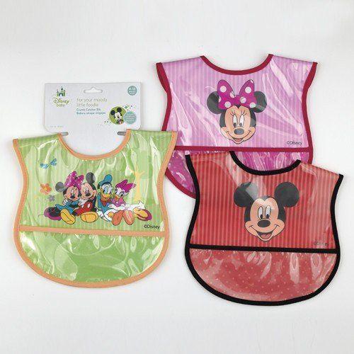 Disney Baby Plastic Bib