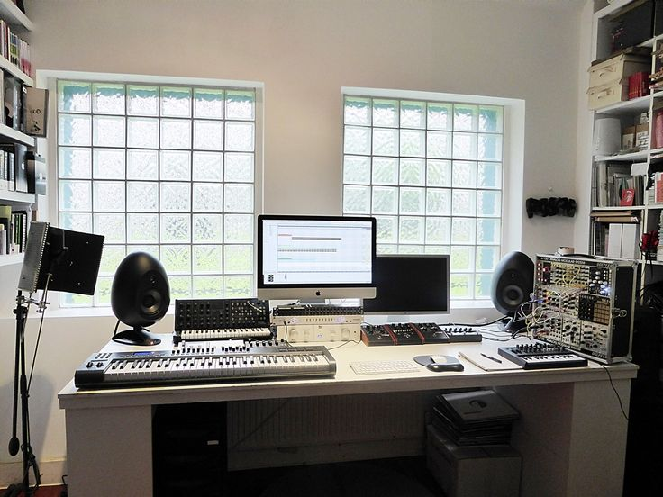 Magnificent Home Recording Studio Ideas Pictures Inspiration - Home ...