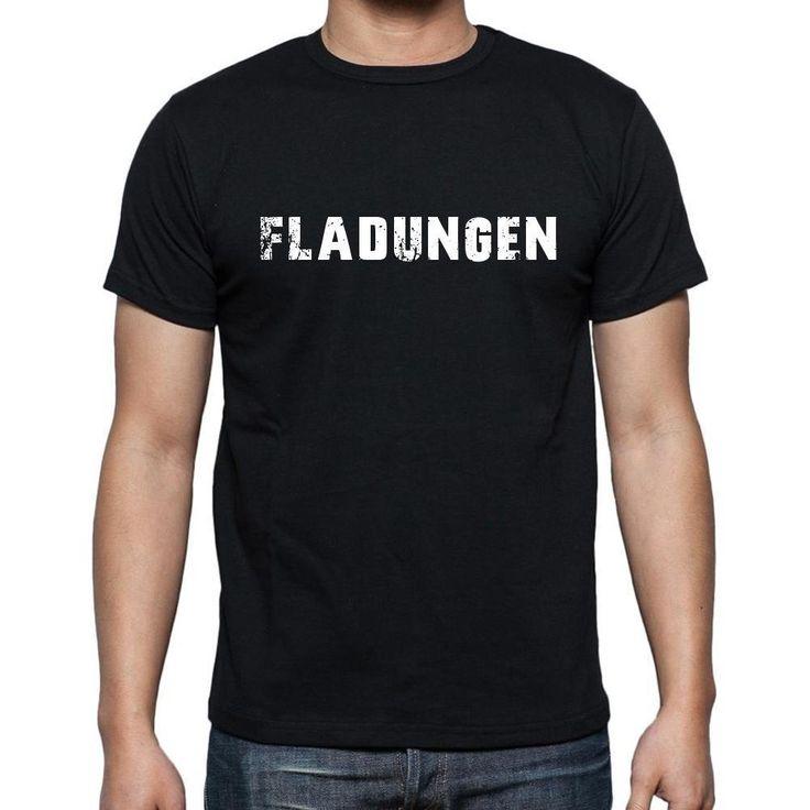 fladungen, Men's Short Sleeve Rounded Neck T-shirt