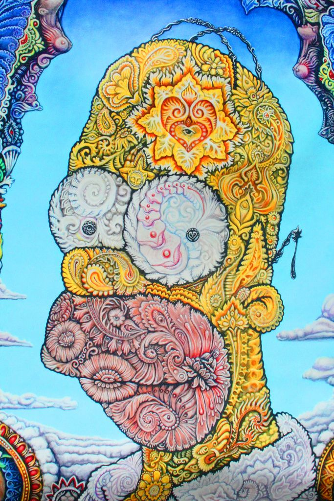 Thesimpsons lisa bart homer marge stonersimpson - Marge simpson et bart ...