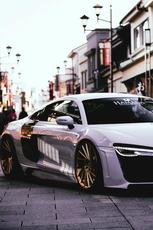 Hamann Audi R8. Car of the Day: 3 August 2015.