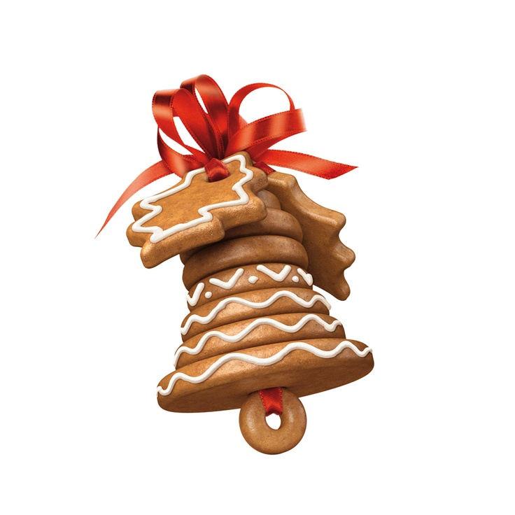 ACHICA | Tescoma DELICIA Christmas Bell Cookie Cutters