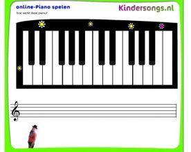 *▶ Online muziek spelen....