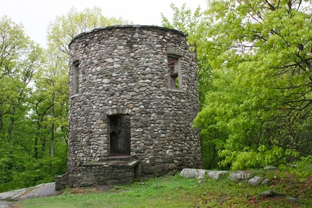 Cunningham Tower, Cornwall, CT - Damned Connecticut