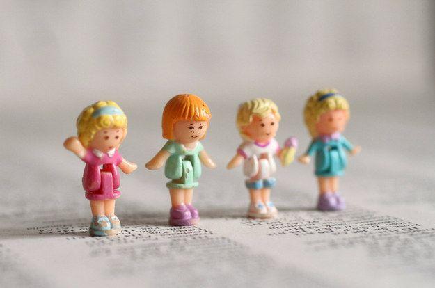 Cuando la aspiradora se tragaba a tus Polly Pockets.   26 momentos que ningún chico de la década de los 90 superará