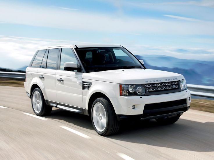 Land Rover Range Rover Sport Supercharged 2010 #landrover