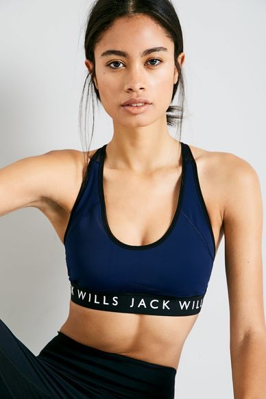 Linden Sports Bra | Sports Bras & Womens Gym Wear | Jack Wills UK