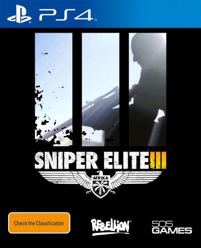 Sniper Elite 3 for PlayStation 4