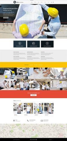 PE Services - constructions version #WordPress #Theme