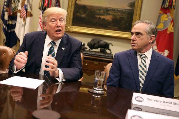Making the Dept. of Veterans Affairs Great Again! Trump's VA Terminates 500, Suspends 200 For Misconduct