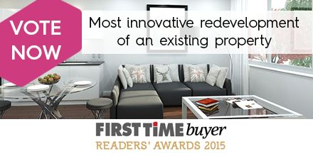 "Vote Now! Inspired Homes in the running for ""most innovative redevelopment"""