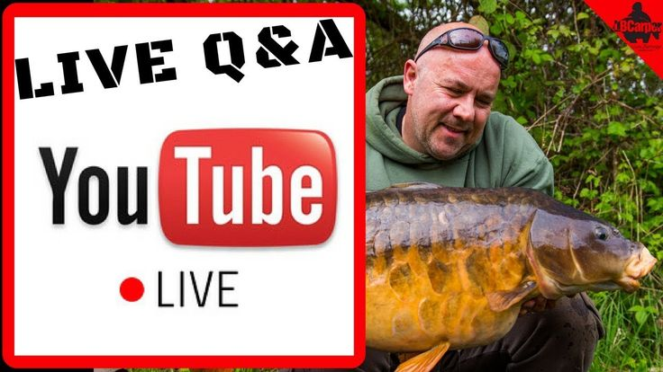 Fishing UK - 🔴  CARP FISHING TIPS AND TECHNIQUES LIVE Q&A TO HELP YOU CATCH MORE FISH 😀