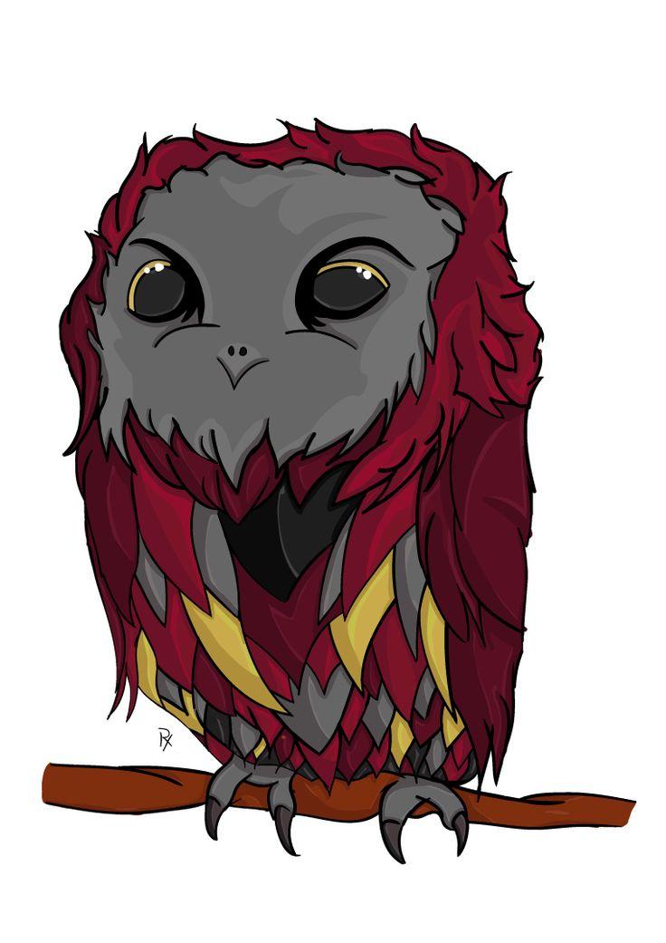 Owl on Behance