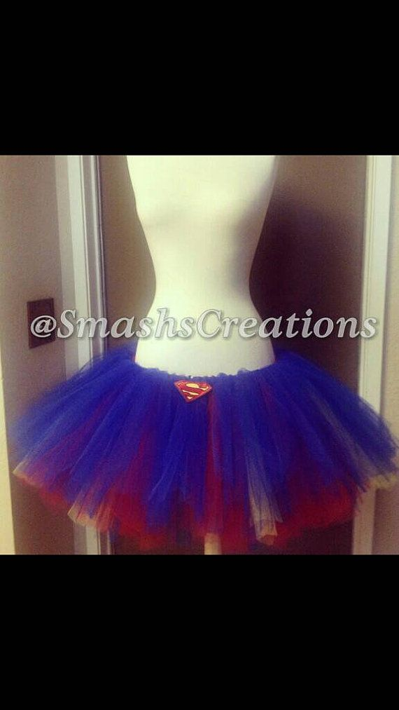 Superman Tutu by Smashscreations on Etsy