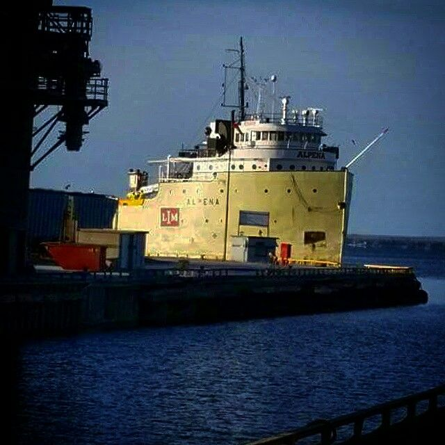 Huron Portland Cement : Best images about alpena history and industry on