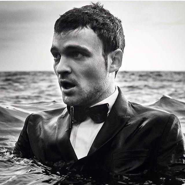 If Adam Jezierski wears #EmporioArmani www.askmoda.com #askmoda #alisverisbirask #menfashion