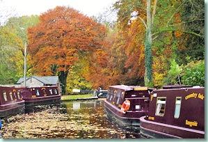 Narrowboat Holidays, Narrowboat Hire and Canal Holidays, Monmouthshire, Wales, UK