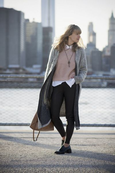 30 Outfits That Look Amazing With Oxford Shoes | StyleCaster