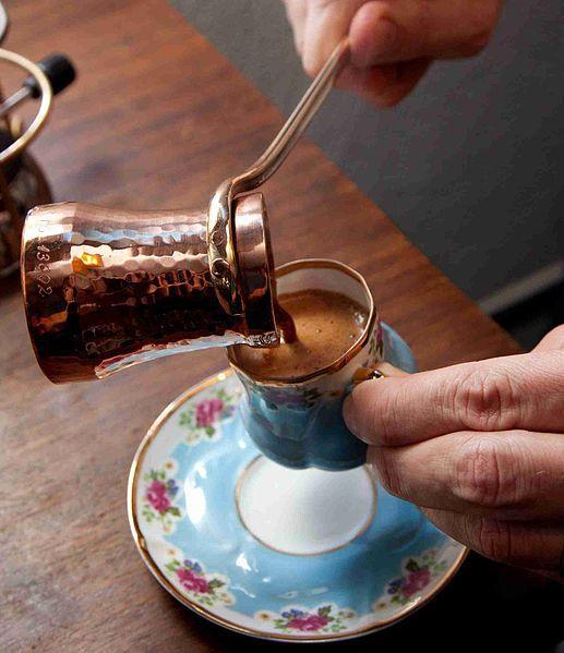 Recette et secrets d'un café turc réussi