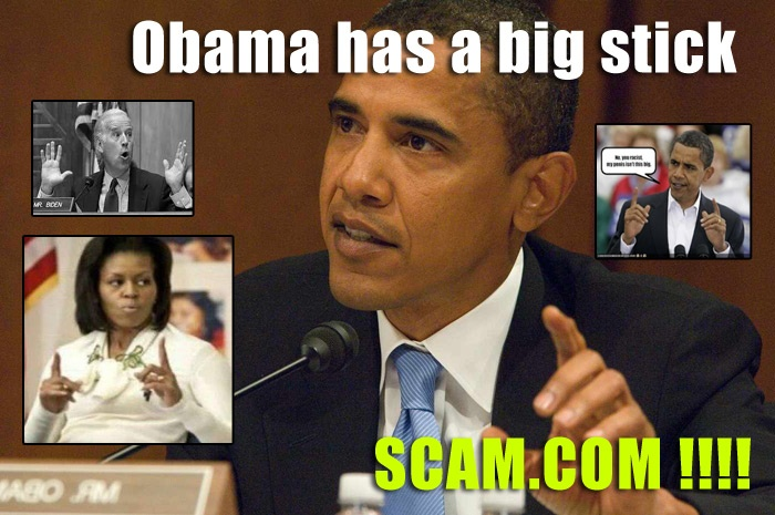 http://www.scam.com/images/promo/funny/obama-big-stick.jpg: Gardens Roof, Royalty Free, 300 000 Members, Place, Epic Internet, President Obama, Free Image