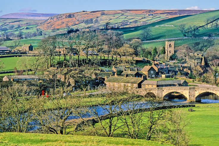 Burnsall, North Yorkshire by Richard Davis Photography