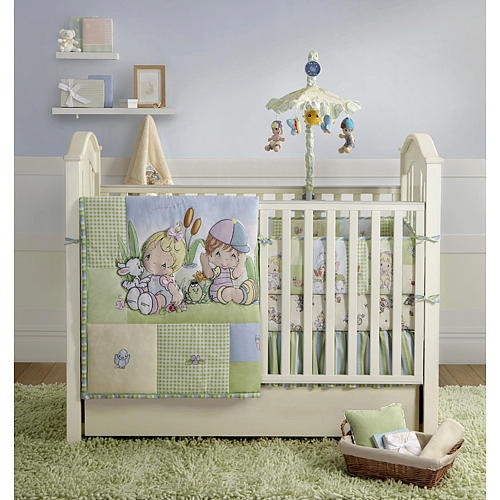 "the ONLY time I'll pin something ""future children"" related......I just love Precious Moments.  Precious Moments Nursery"