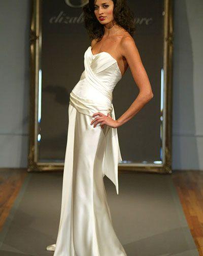 bride.ca | Featured: Elizabeth Fillmore Bridal Collection scarlet