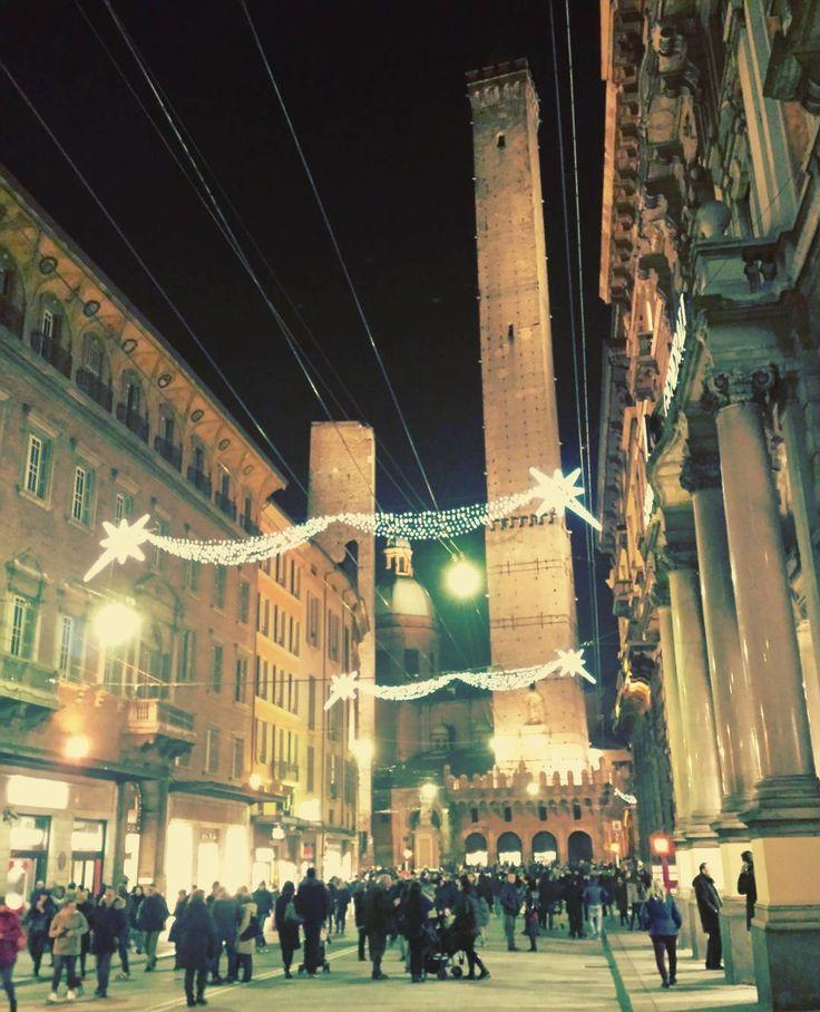 #christmastime #bologna - Instagram by kiarabukowski
