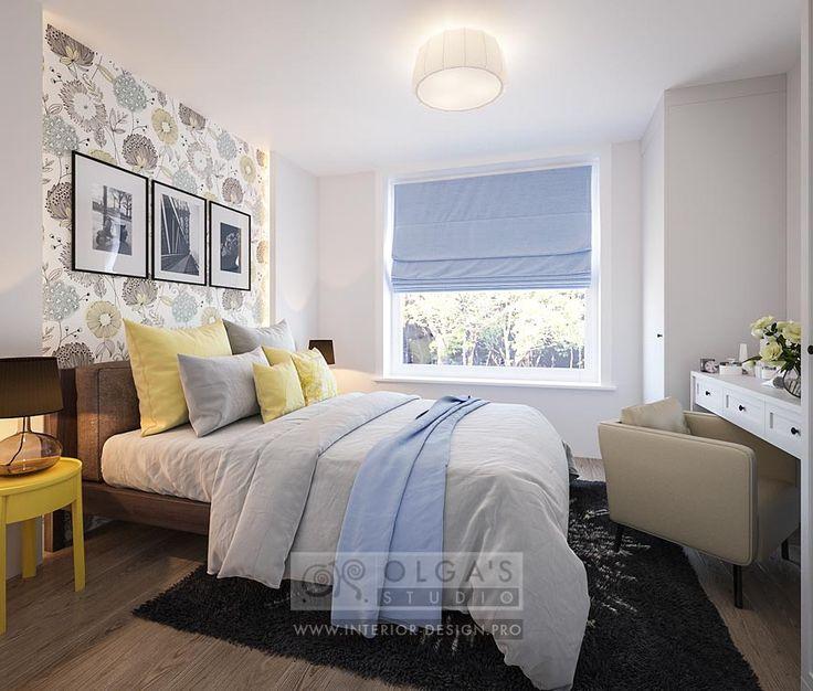 Small Bedroom Design Idea (version 2)